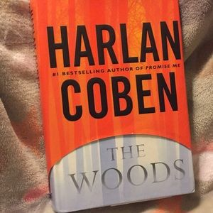 The Woods - hardcover book